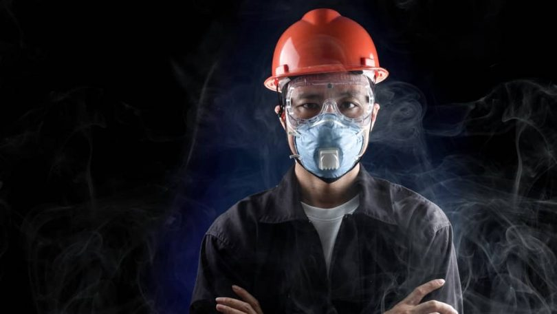 when to change your dust mask