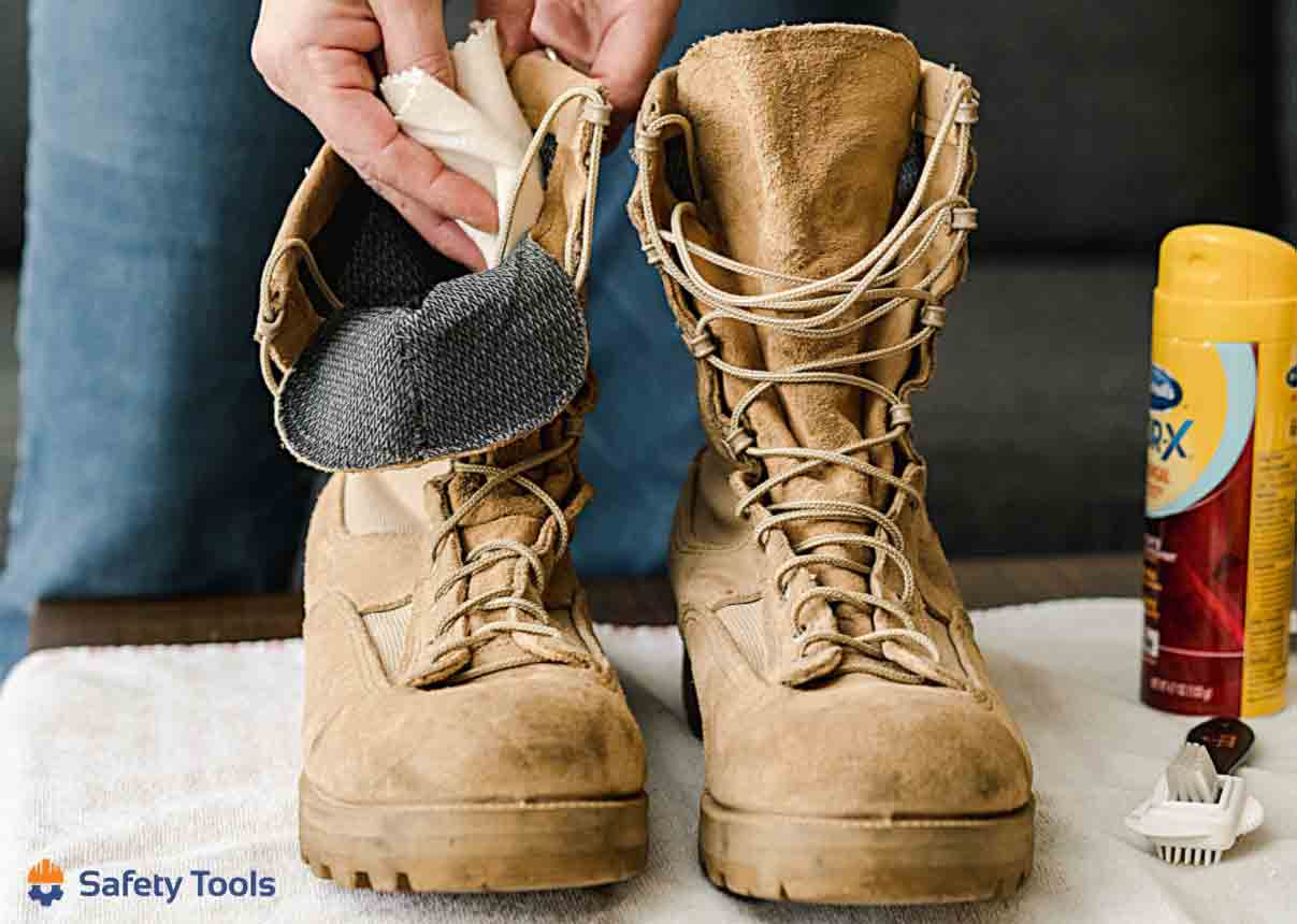 How to Clean Work Boots for Leather, Suede & Nubuck