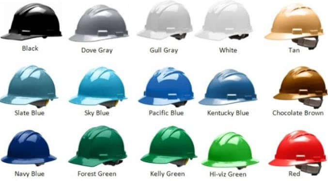 Understanding the different types of hard hats