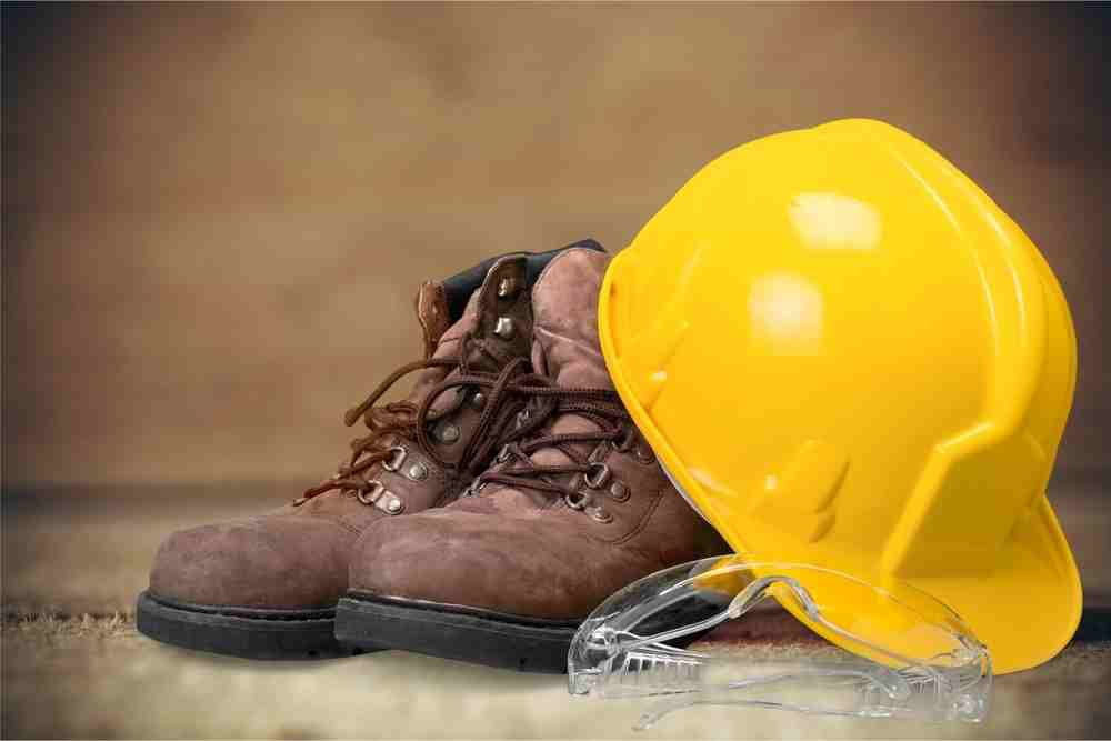 your work boots
