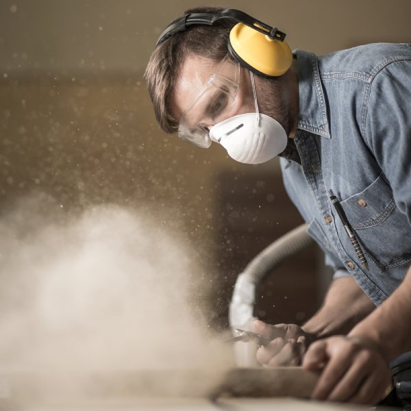 Benefits of Wearing Dust Mask